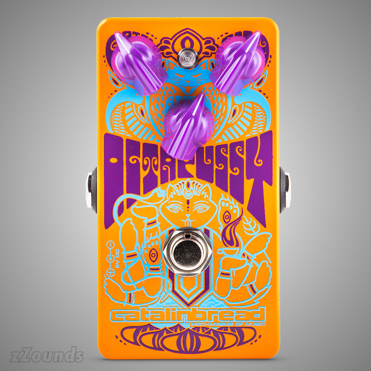 Catalinbread Octapussy Modern Octave Fuzz Pedal