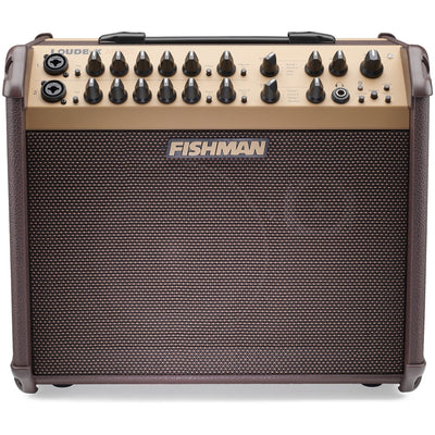 Fishman Loudbox Artist Acoustic Guitar Combo Amplifier with Bluetooth (120 Watts)