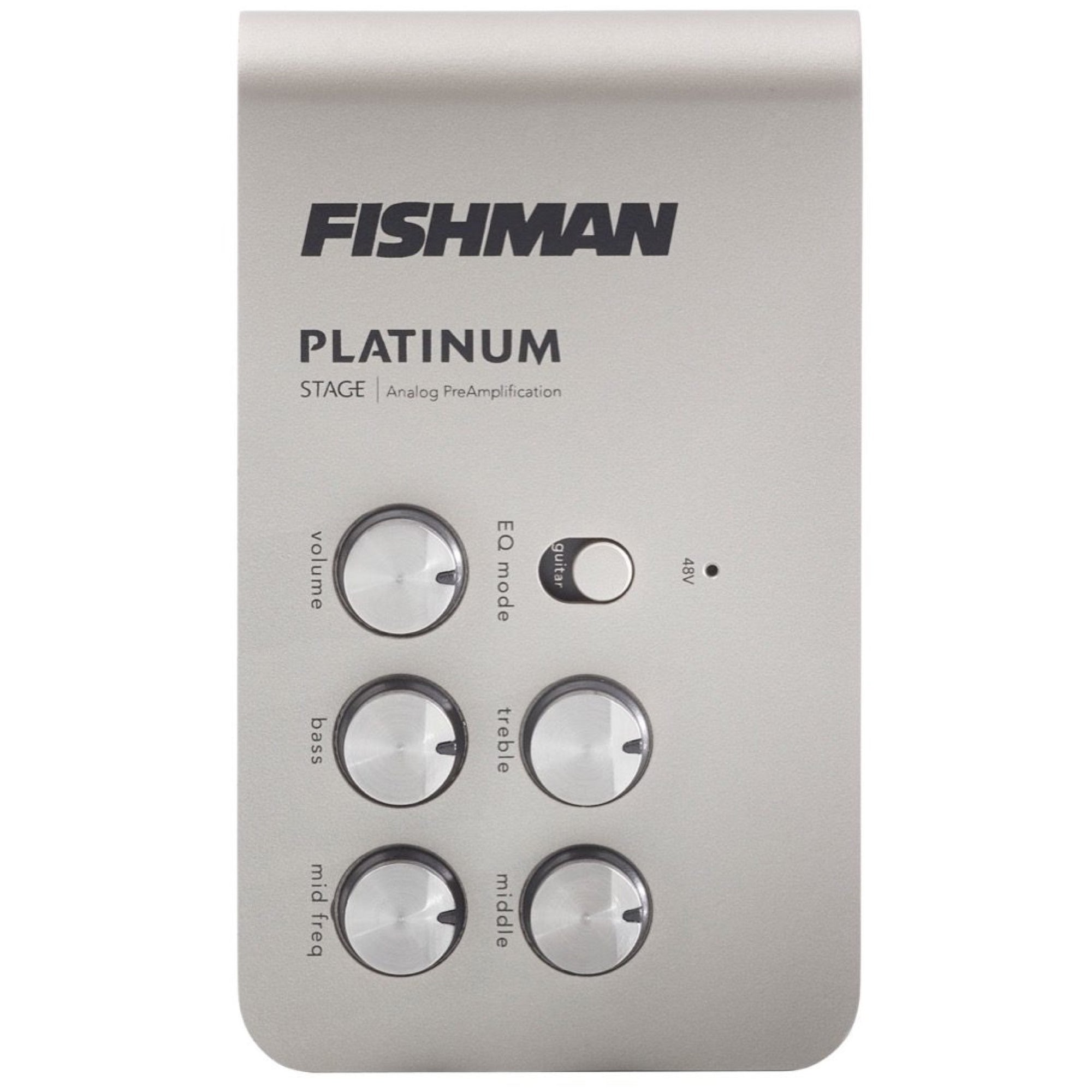 Fishman Platinum Stage EQ Analog Preamp Pedal