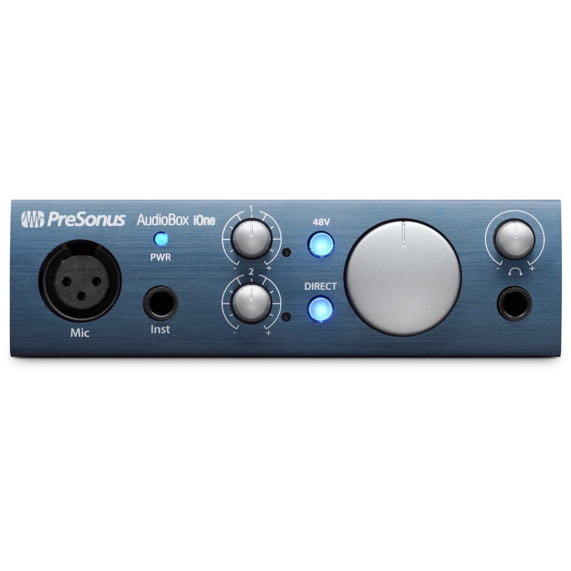 PreSonus AudioBox iOne USB iPad Recording System