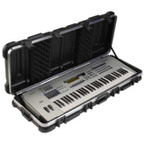 Load image into Gallery viewer, SKB Keyboard Case - Universal 61 Key With Wheels (Model 4214W)