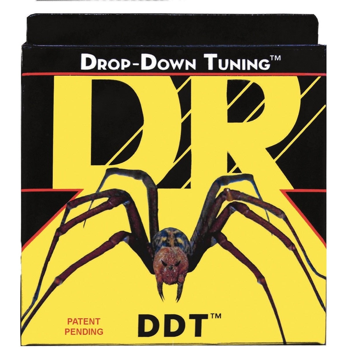 DR Strings DDT Drop Down Tuning 5-String Bass Strings, DDT-555, 55-135