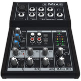 Load image into Gallery viewer, Mackie Mix5 Compact Mixer, 5-Channel