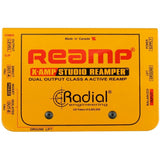 Load image into Gallery viewer, Radial X-AMP Active Re-Amplifier, with J48, X-Amp, Case and Power Supply