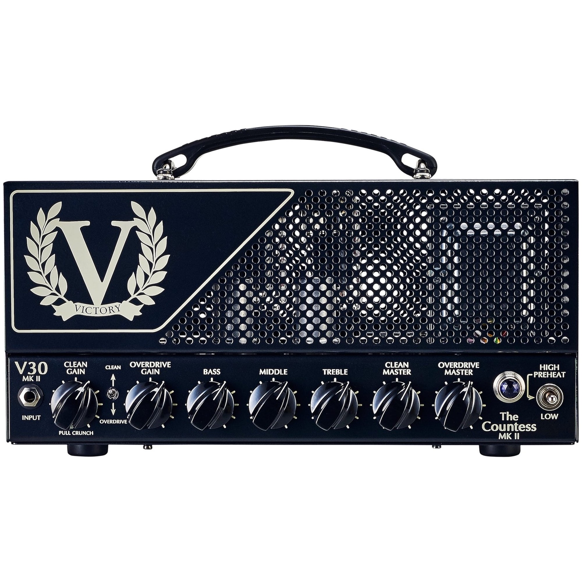 Victory V30 The Countess MKII Guitar Amplifier Head (40 Watts)