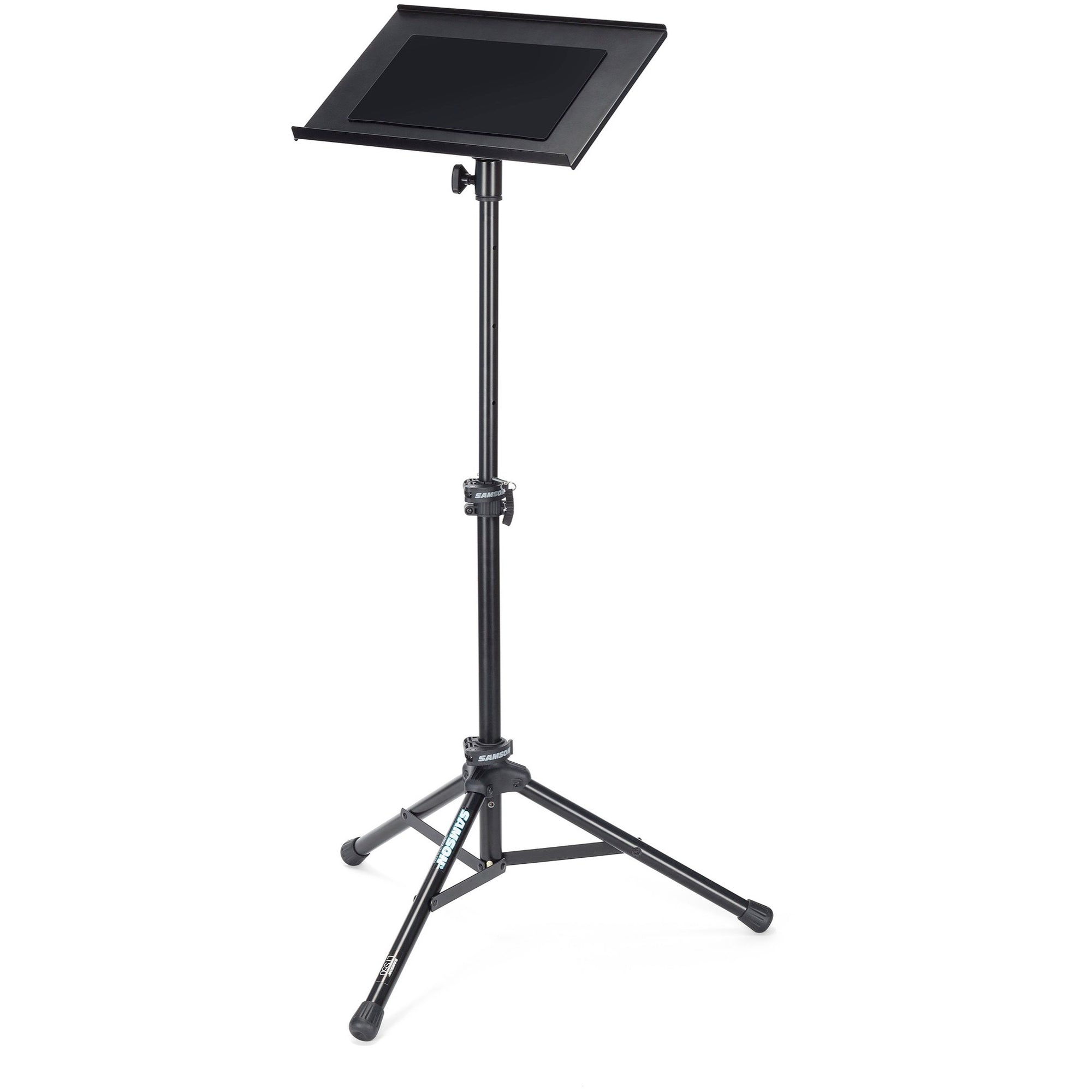 Samson LTS50 Heavy-Duty Folding Tripod Laptop Stand