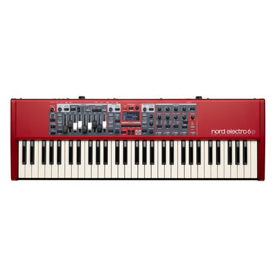 Nord Electro 6D 61 Synthesizer Keyboard, 61-Key