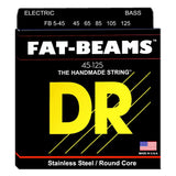 Load image into Gallery viewer, DR Strings FB545 Fat-Beams Electric Bass Strings, 5-Strings, Medium, 45-125