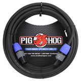 Load image into Gallery viewer, Pig Hog Speakon to Speakon 14-Gauge Speaker Cable, 25 Foot