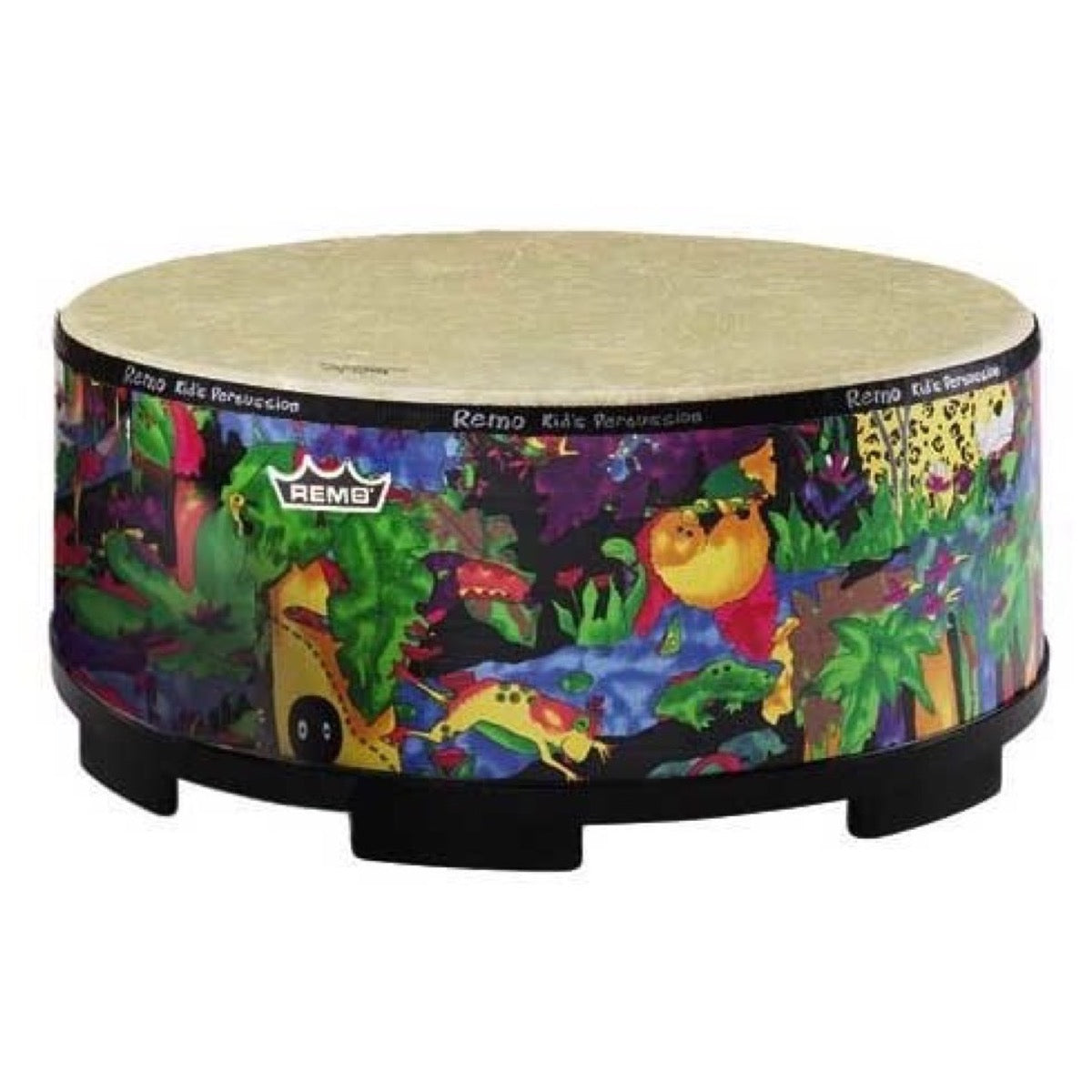 Remo Kids Percussion Gathering Drum, KD-5816-01, 16 Inch