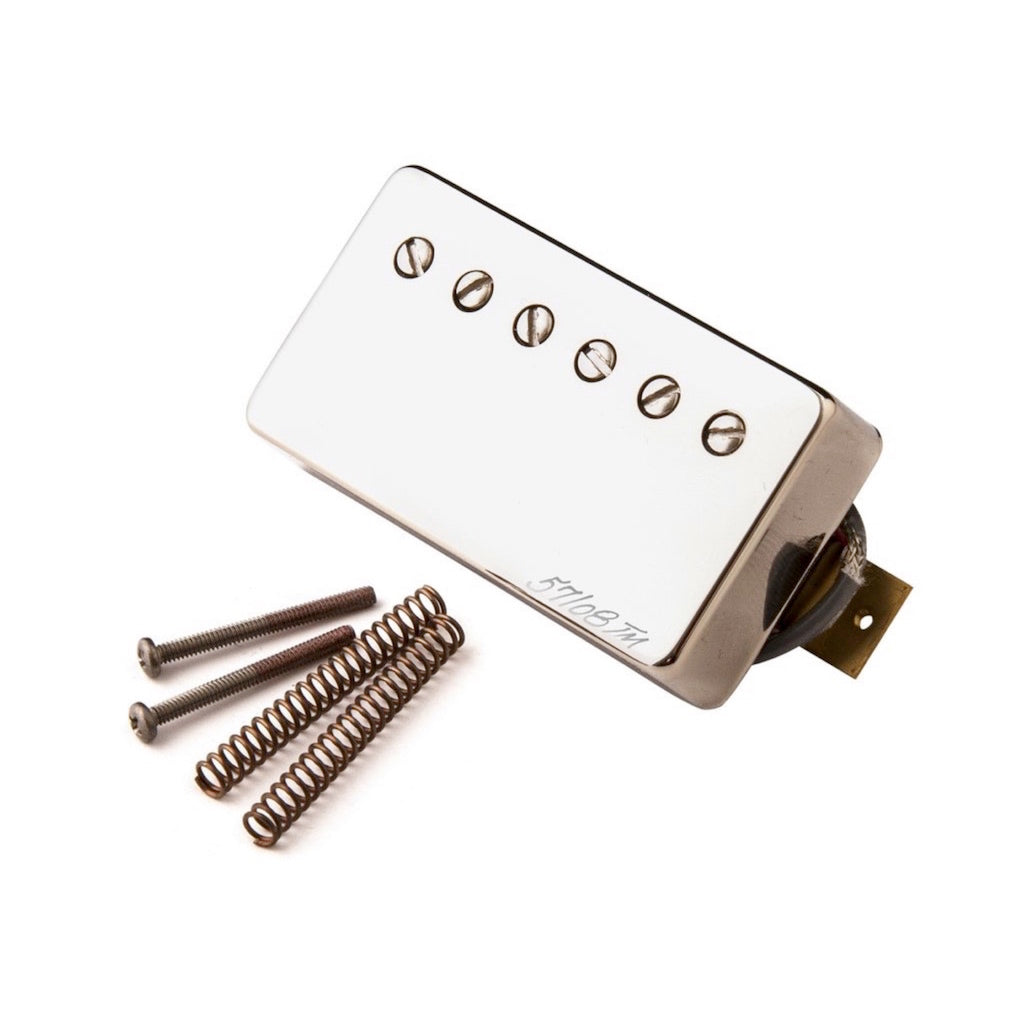 PRS Paul Reed Smith 57/08 Electric Guitar Pickup, Nickel Cover, Bridge/Treble Position