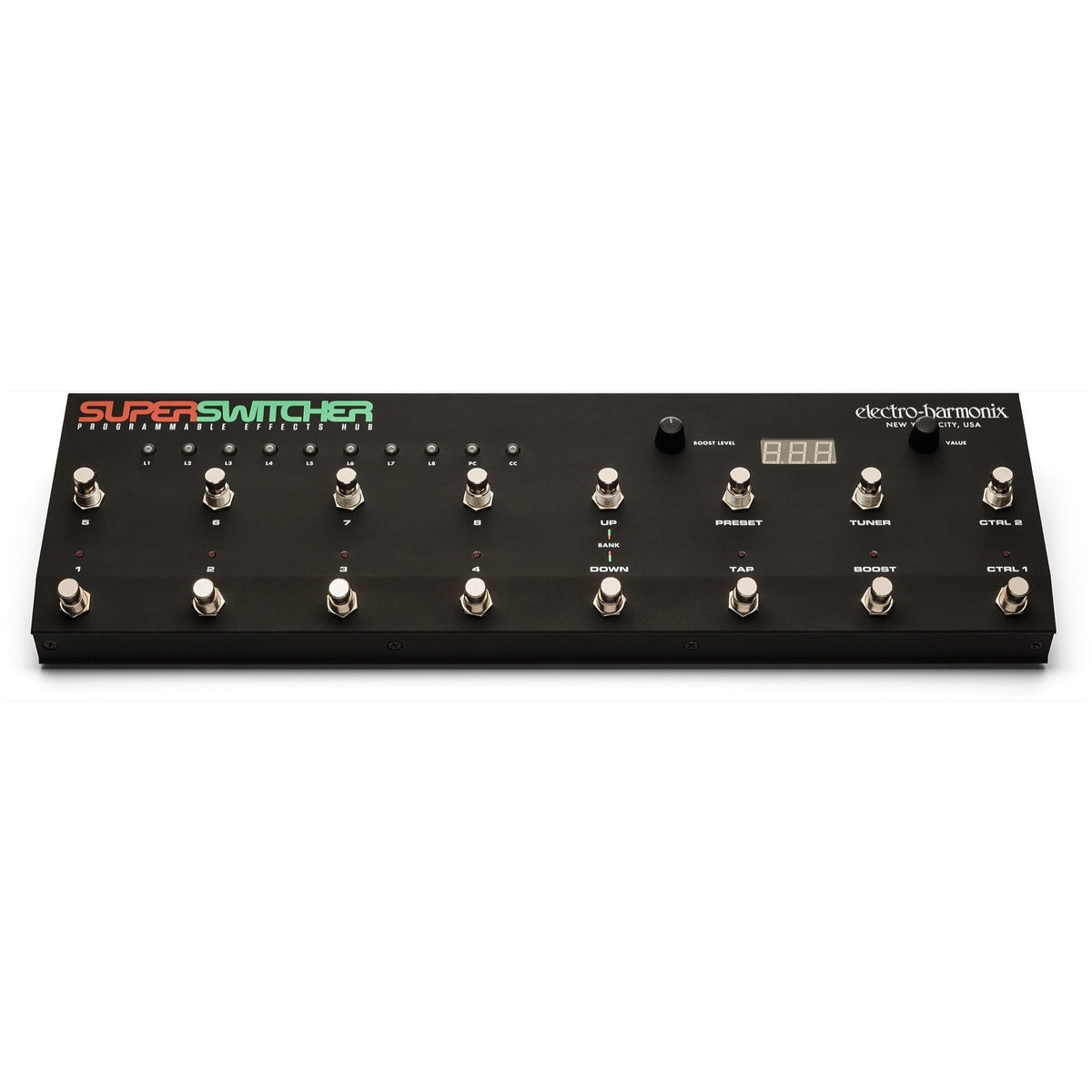 Electro-Harmonix Super Switcher Pedal