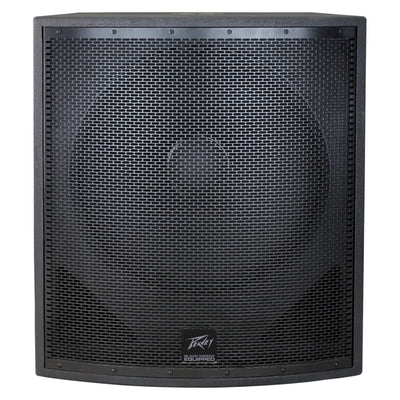 Peavey SP118 II Passive, Unpowered Subwoofer (1200 Watts, 1x18 Inch)