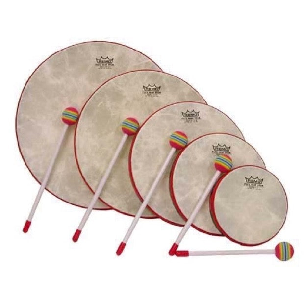 Remo Kids 5-Piece Hand Drum Set, KD-0500-01