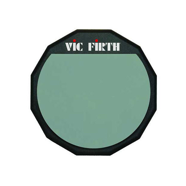 Vic Firth Soft Surface Practice Pad, PAD6, Single Sided, 6 Inch