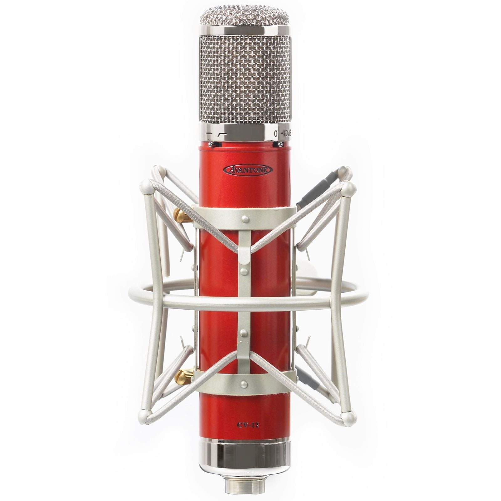Avantone CV-12 Large-Diaphragm Multi-Pattern Tube Microphone