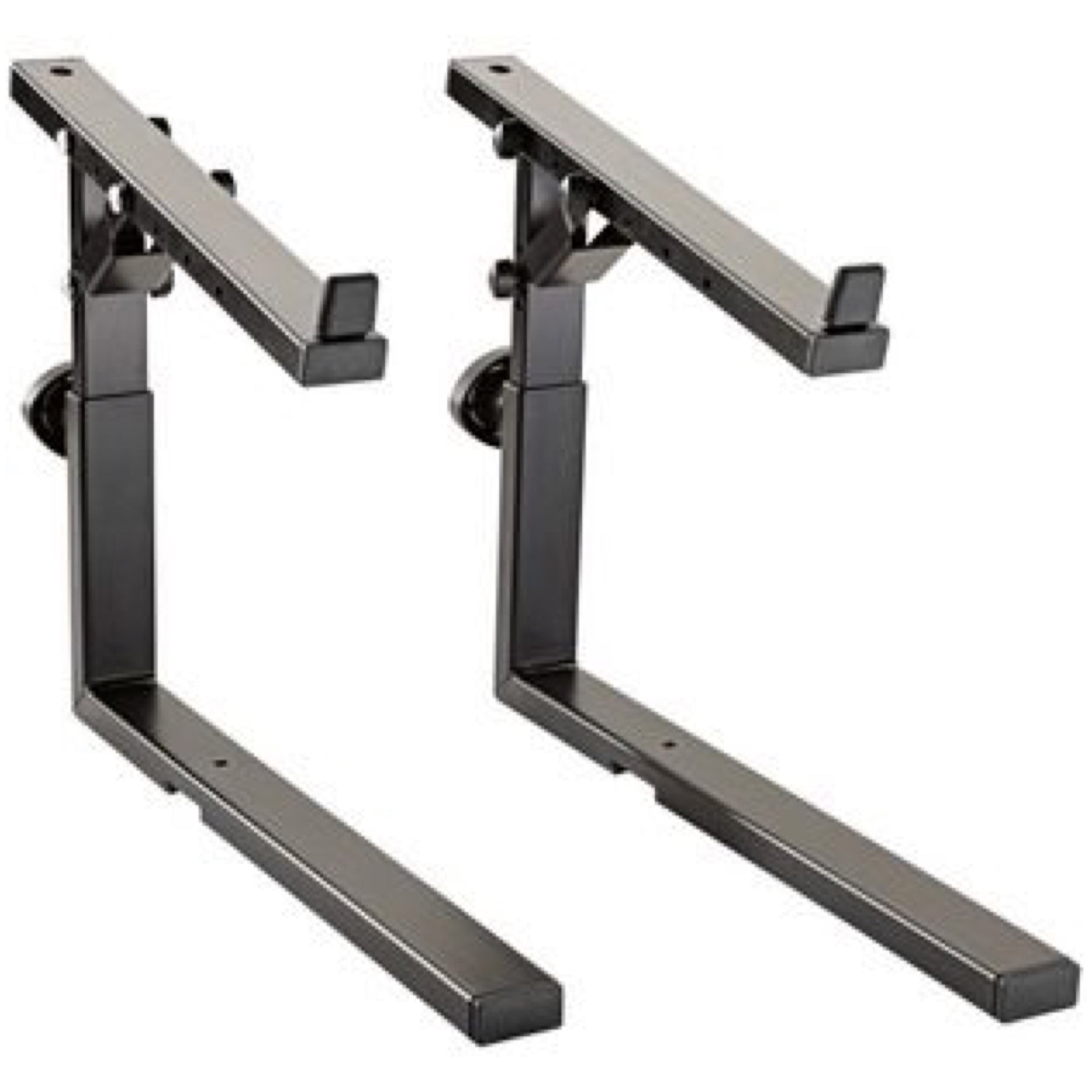 K&M 18811 Stacker 2nd Tier for Omega Keyboard Stand, Black