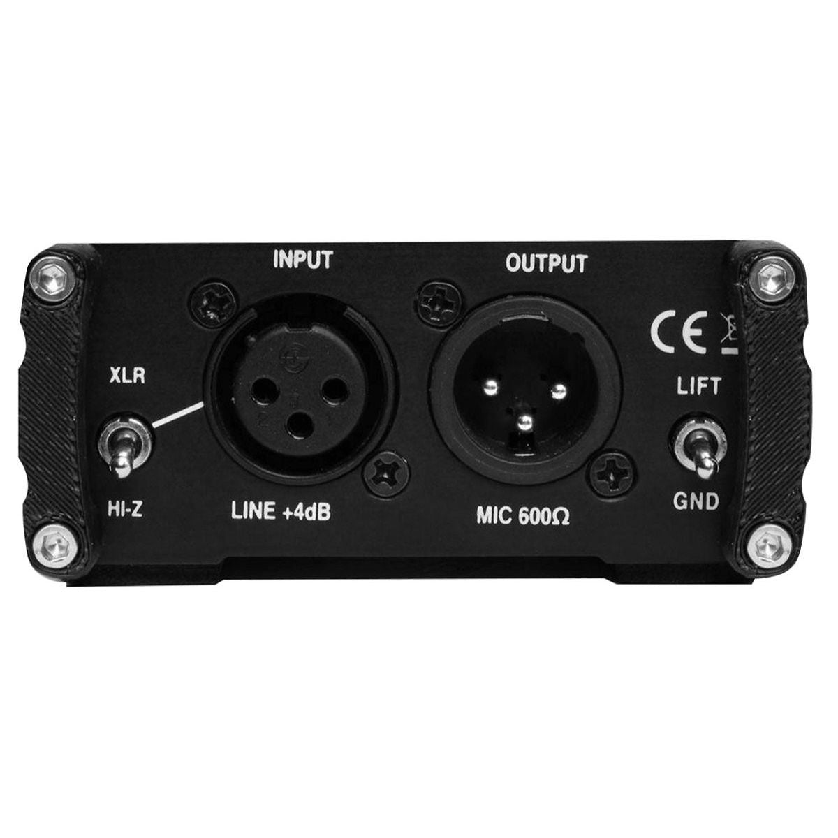 On-Stage DB1050 Passive Multimedia Direct Box