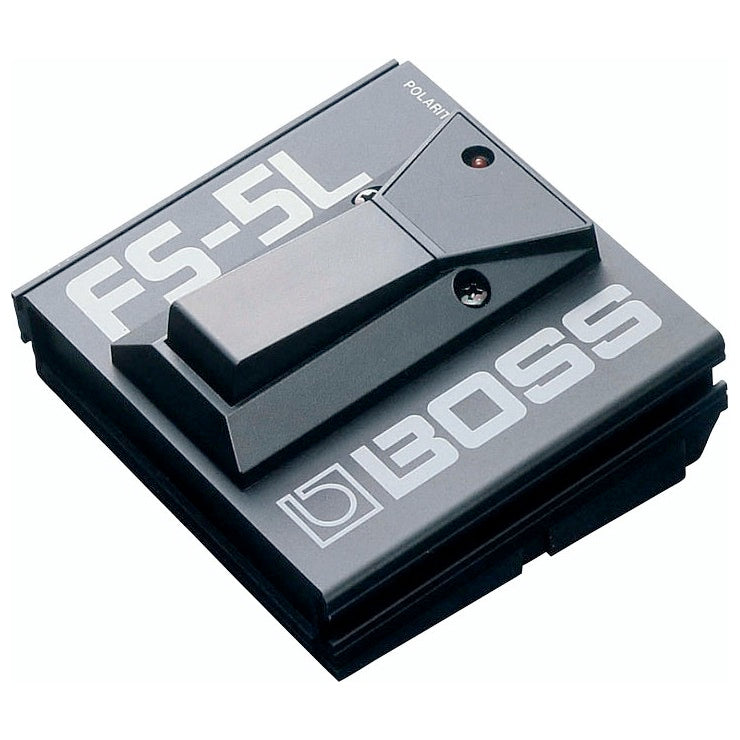 Boss FS-5L Footswitch (Latching)