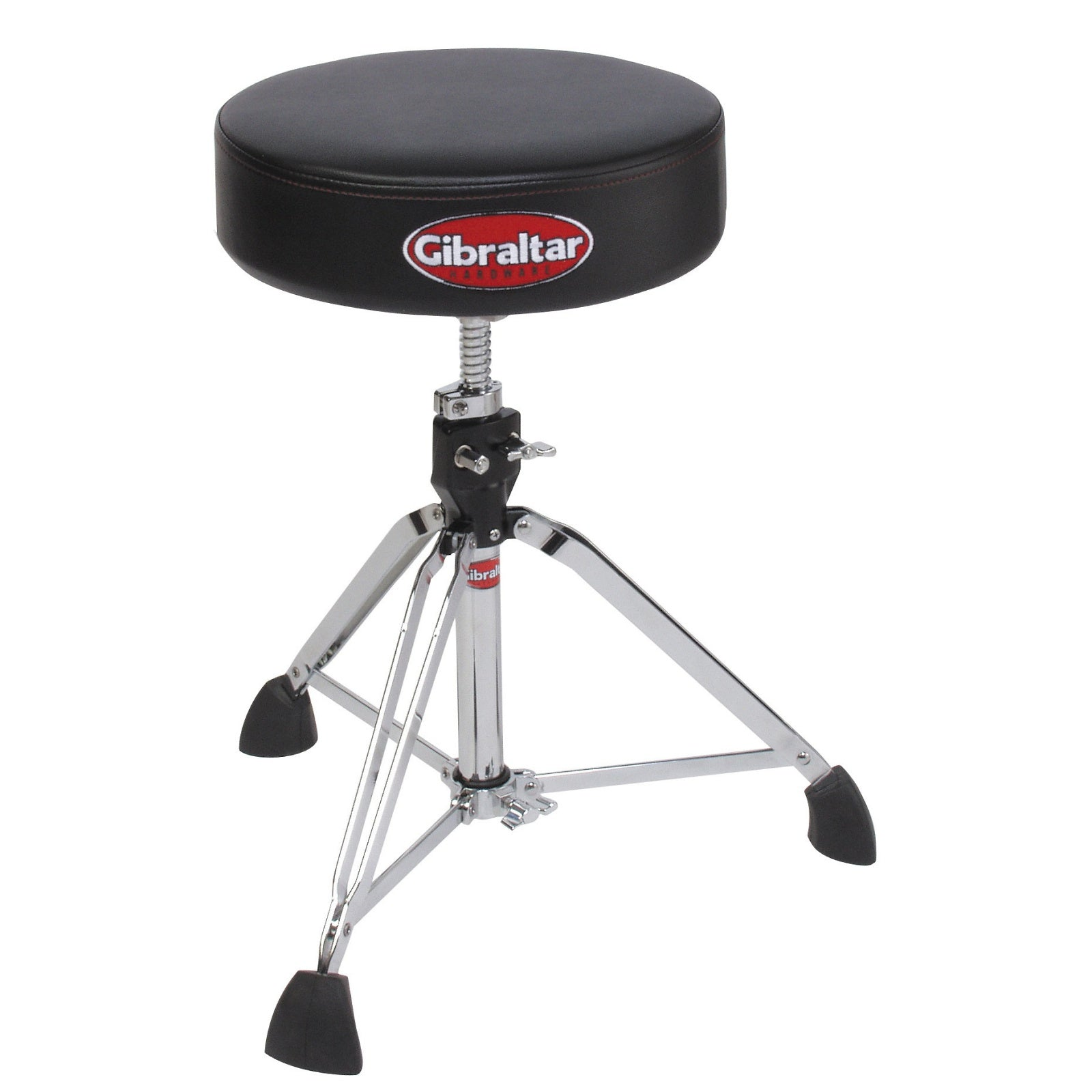 Gibraltar 9608 Round-Top Double-Braced Drum Throne