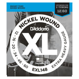 Load image into Gallery viewer, D'Addario EXL Nickel Wound Electric Guitar Strings, EXL148, Xtra Heavy