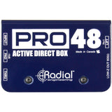 Load image into Gallery viewer, Radial Pro48 Active Direct Box