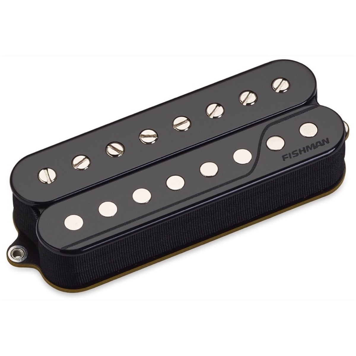 Fishman Open Core Fluence Classic Humbucker 8-String Pickup, Black, Neck