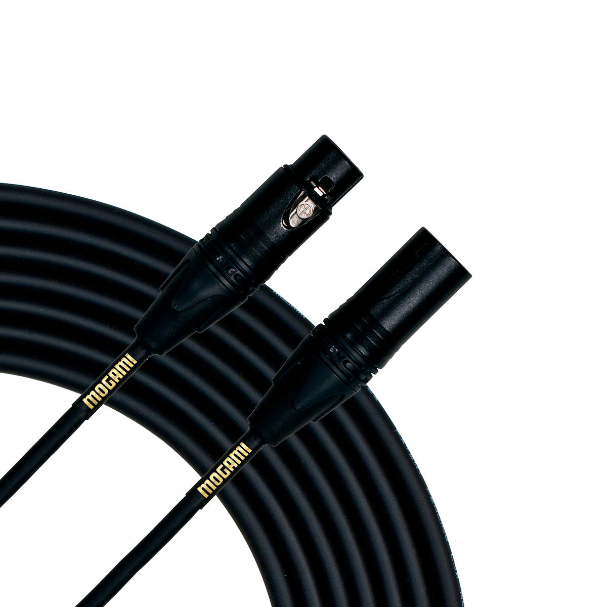 Mogami Gold Studio Microphone Cable, 25 Foot