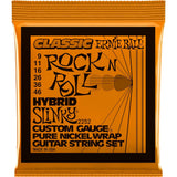 Load image into Gallery viewer, Ernie Ball Slinky Classic Rock N Roll Pure Nickel Electric Guitar Strings