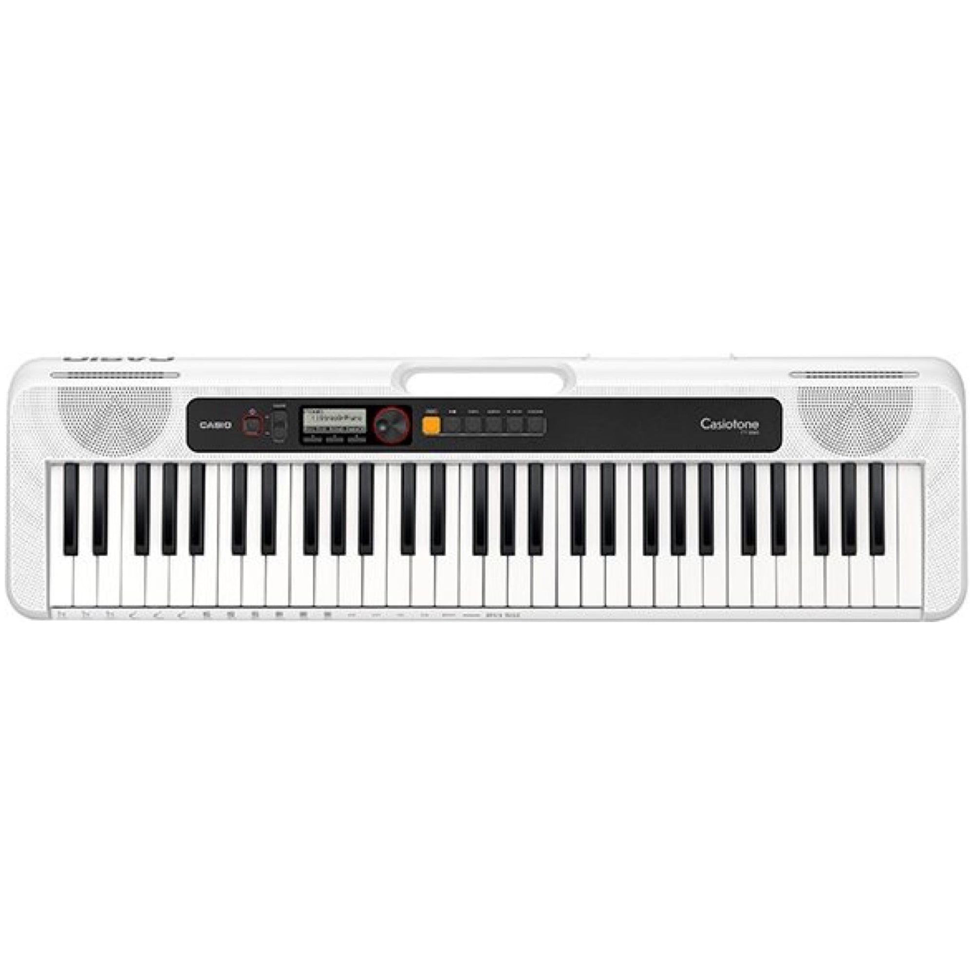 Casio CT-S200 Casiotone Portable Electronic Keyboard with USB, White
