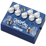 Load image into Gallery viewer, Wampler Paisley Drive Deluxe Dual Overdrive Pedal