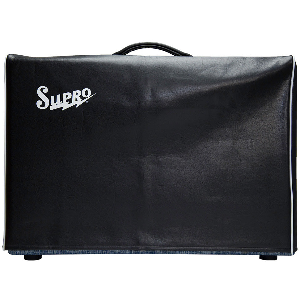Supro VC12 Amp Cover For 1x12 or 2x10, Black