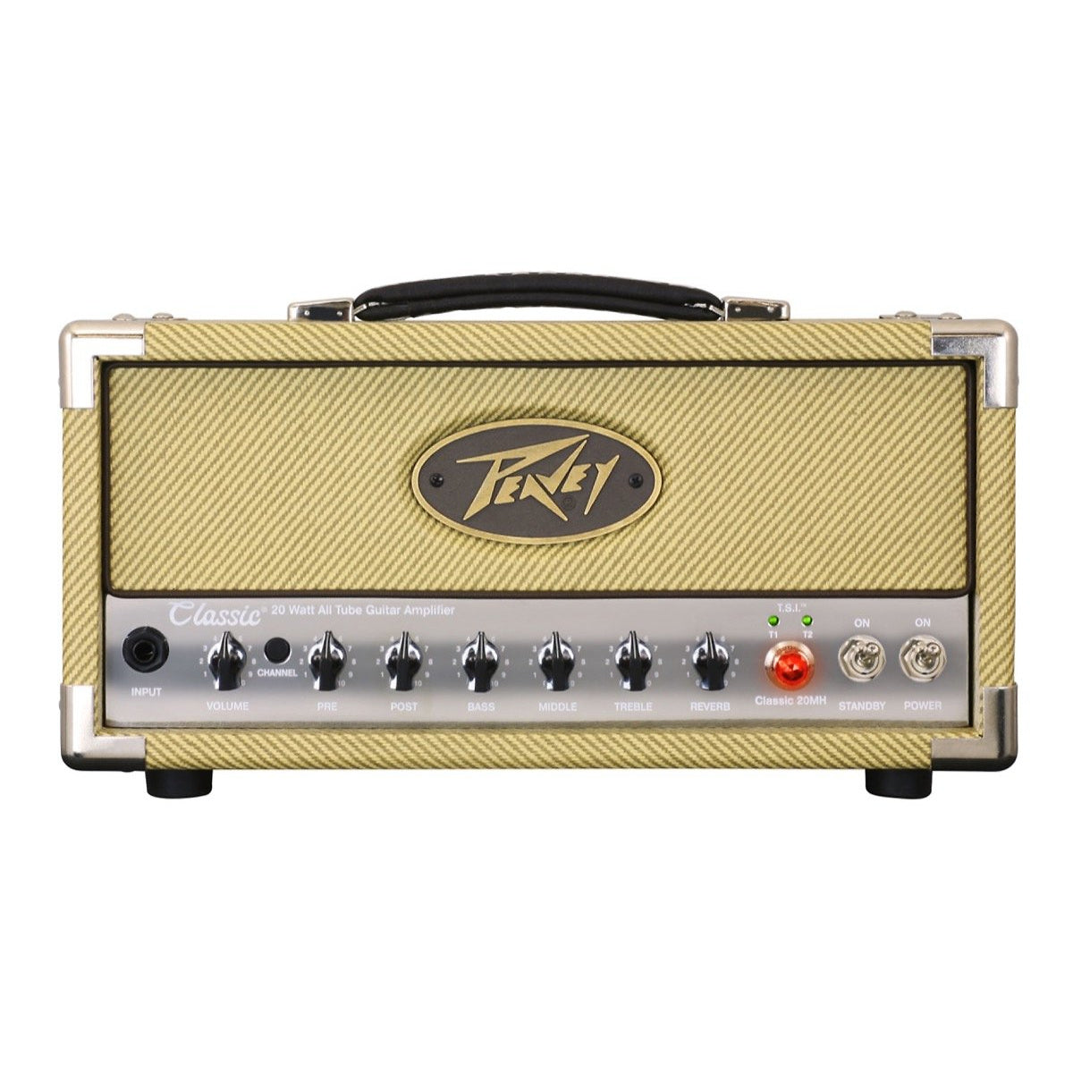 Peavey Classic 20 Mini Guitar Amplifier Head (20 Watts)