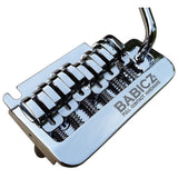 Load image into Gallery viewer, Babicz Full Contact Hardware 2-Point Strat Tremolo, Chrome