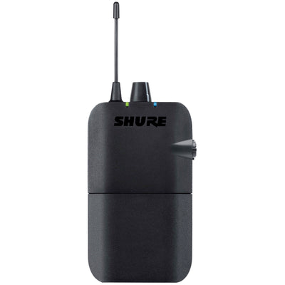 Shure P3R PSM300 Wireless In-Ear Monitor Bodypack, Band G20 (488.150 - 511.850 MHz)