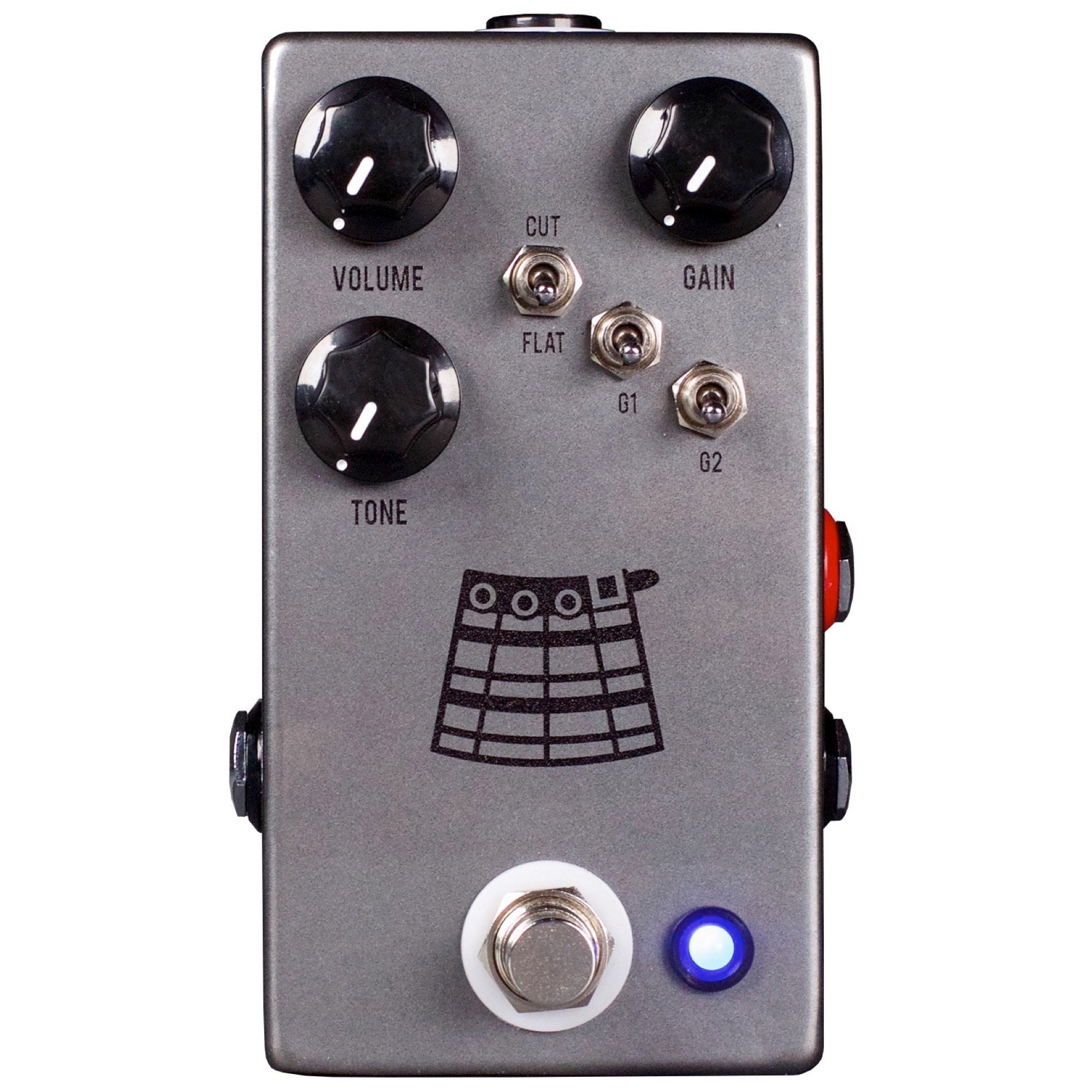 JHS The Kilt V2 Overdrive and Fuzz Pedal