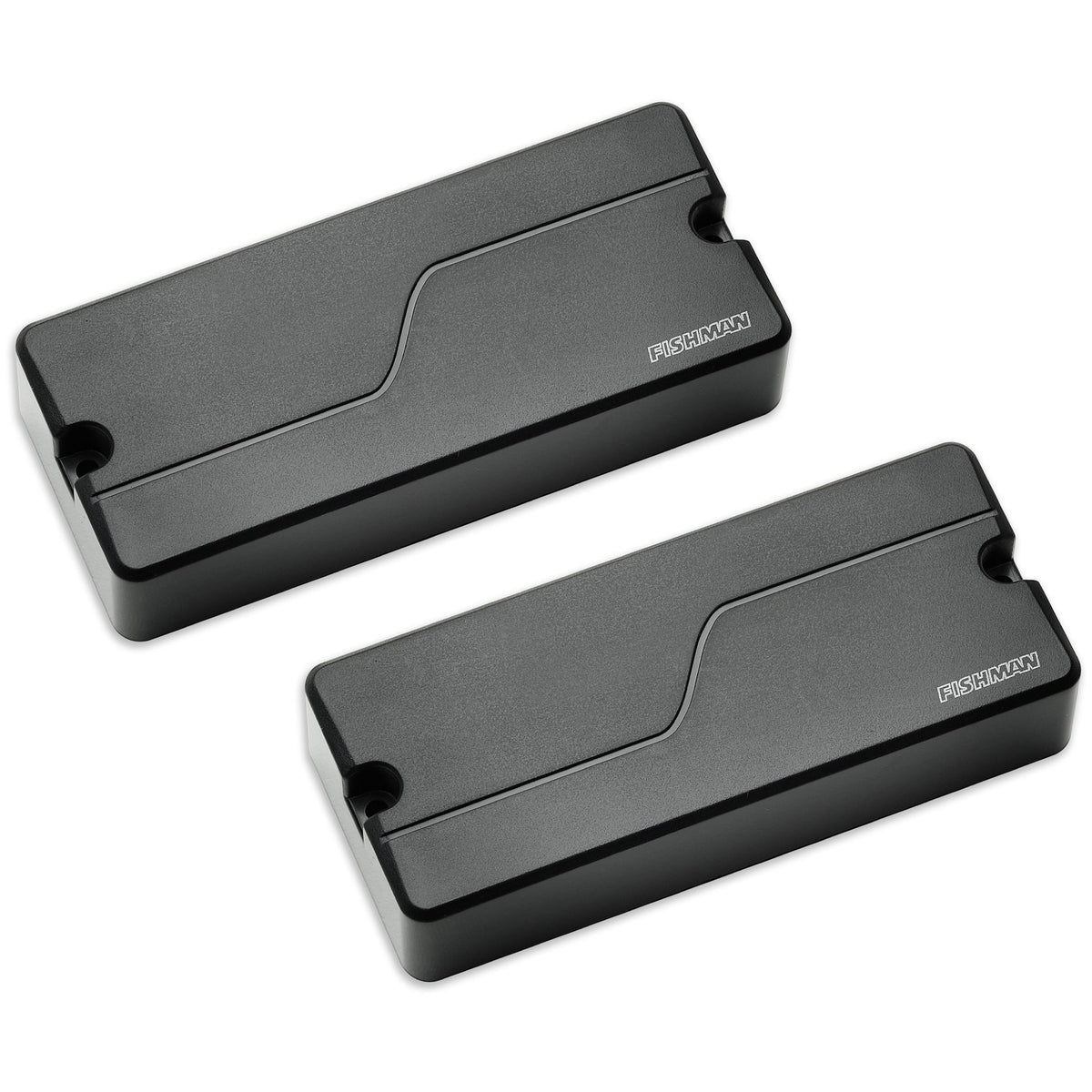 Fishman Fluence Bass Soapbar Pickup, Black, Set