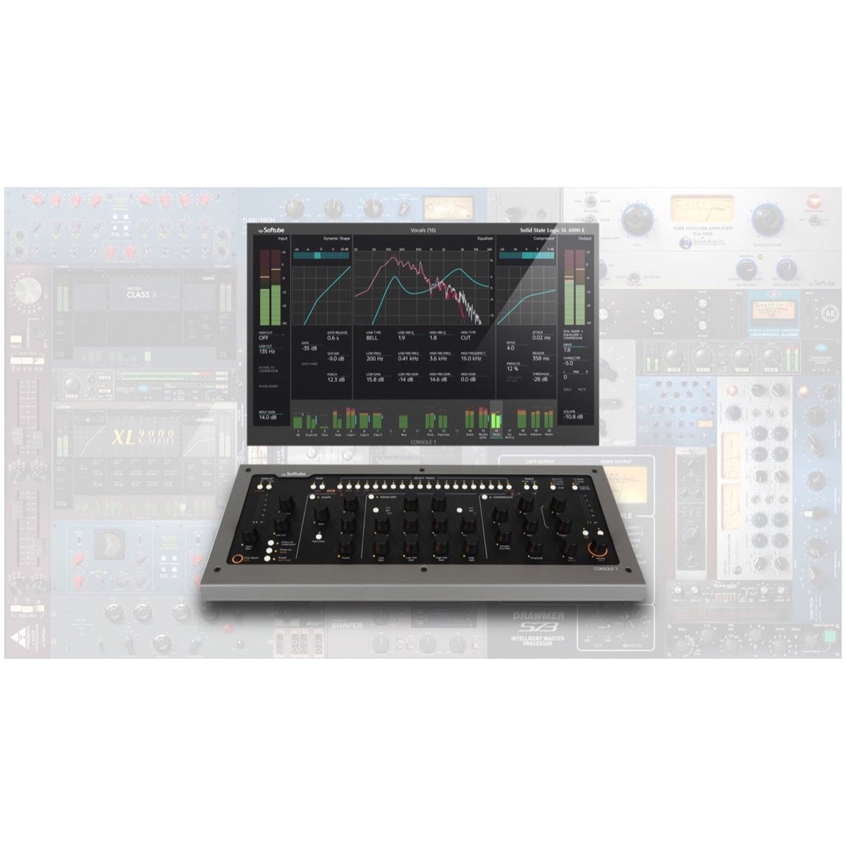 Softube Console 1 MKII Control Surface