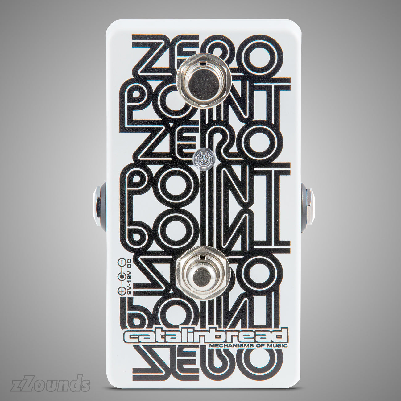 Catalinbread Zero-Point Manual Flanger Pedal