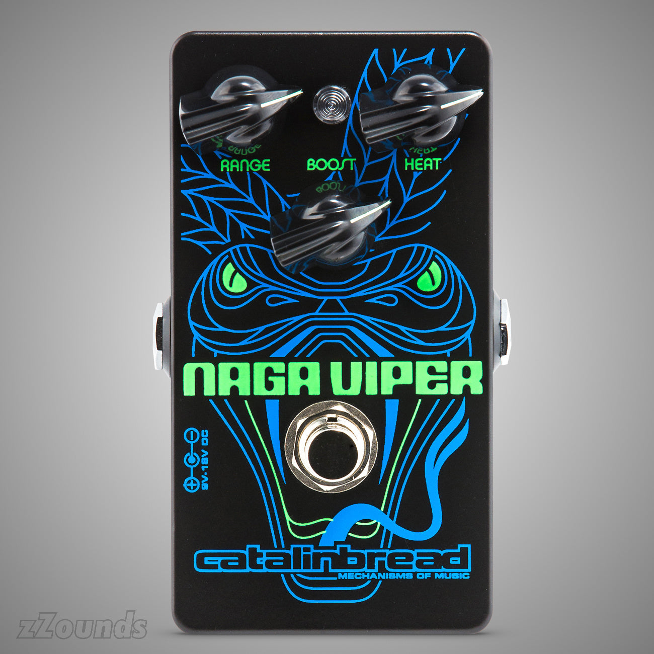 Catalinbread Naga Viper Modern Treble Booster Pedal