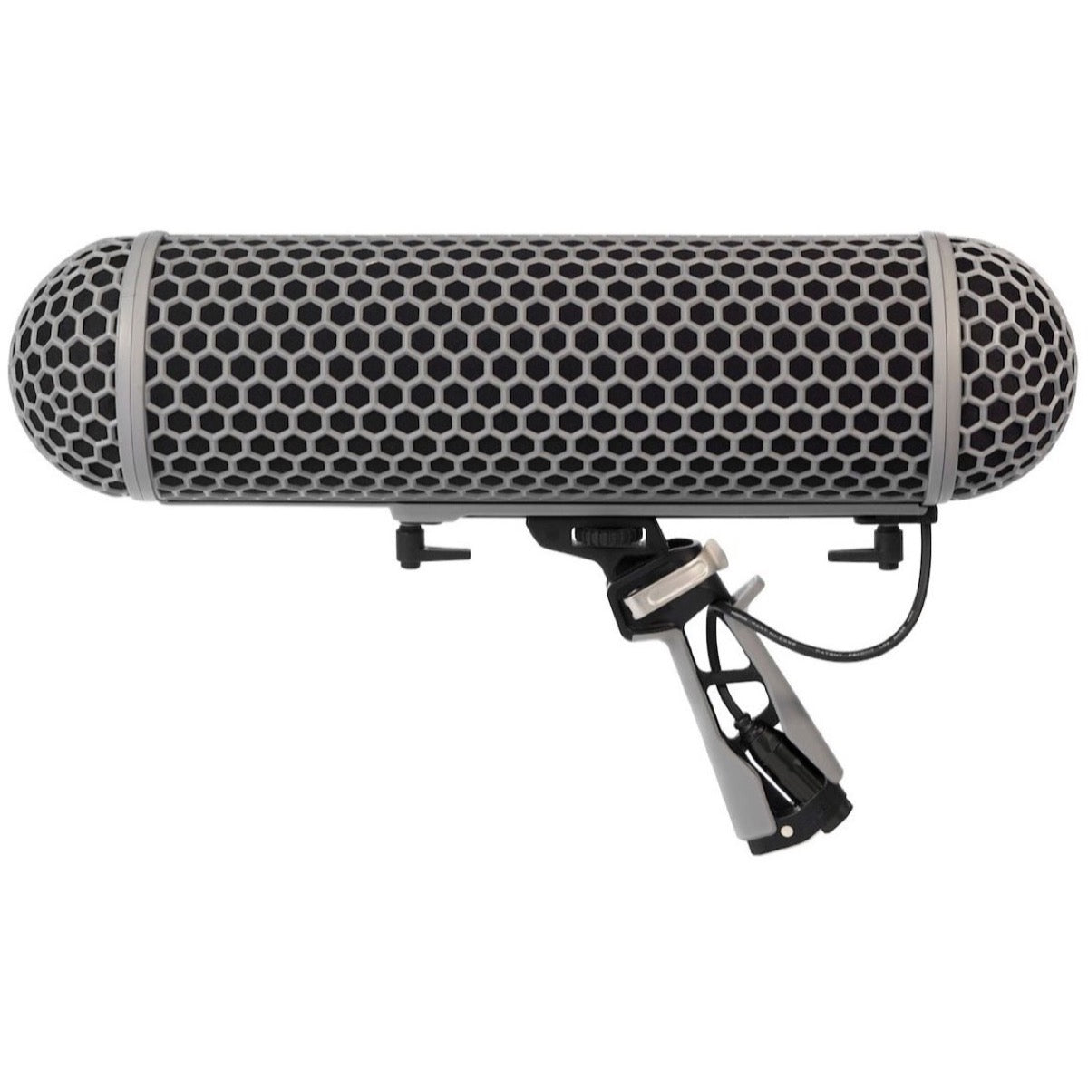 Rode Blimp Foam Windshield Suspension System with Rycote Lyre Suspension System