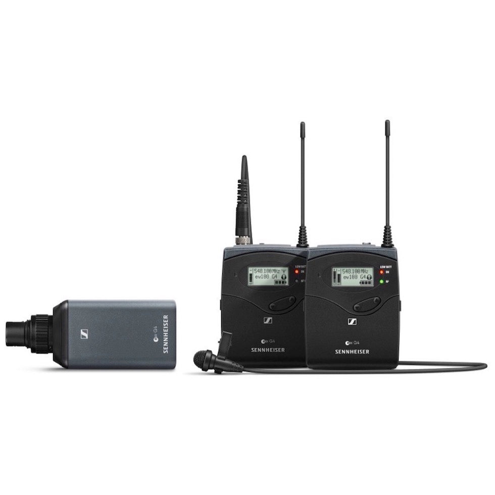Sennheiser ew100 ENG G4 Wireless Microphone Combination System, Band A (516-558 MHz)