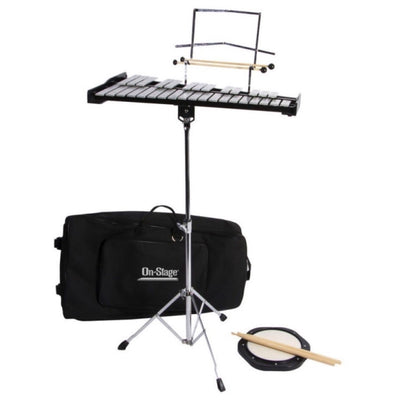 On-Stage BSK2500 Bell Kit with Stand