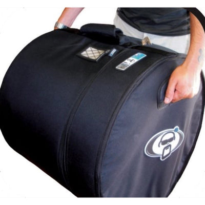 Protection Racket Padded Bass Drum Bag, 1822, 18x22 Inch