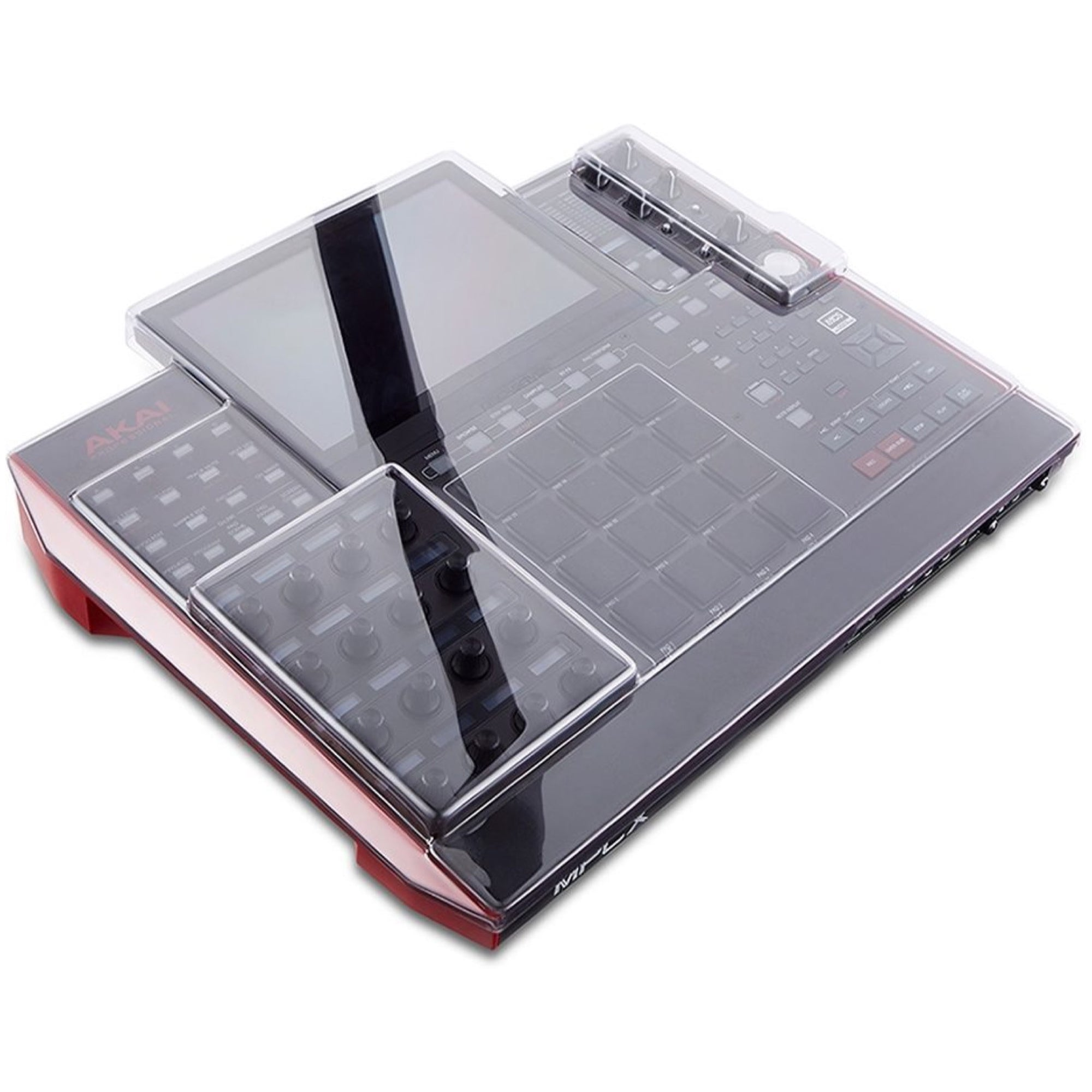 Decksaver Cover for Akai MPC X