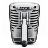 Load image into Gallery viewer, Shure MOTIV MV51 Digital Large-Diaphragm Condenser Microphone
