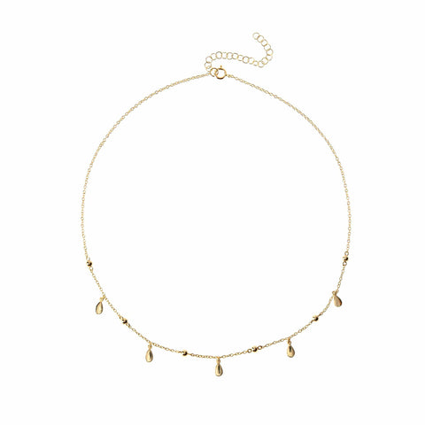 Collar Moon Oro