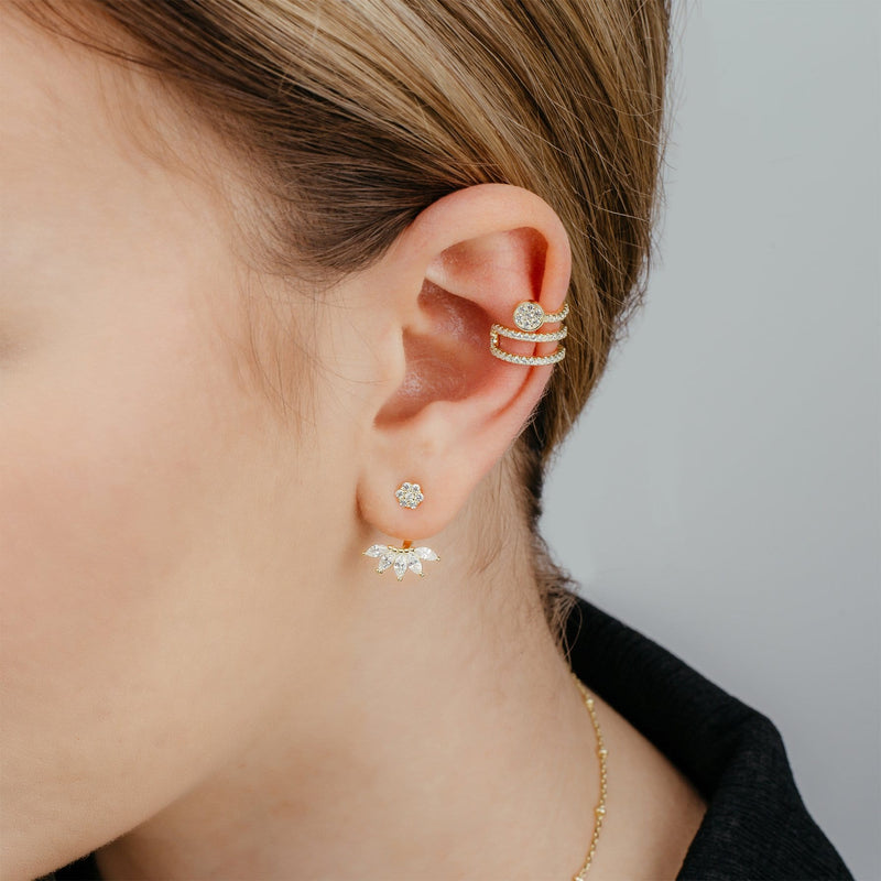 Ear cuff One Oro