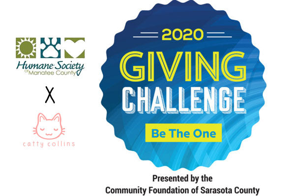 Catty Collins Gives Back: 2020 Giving Challenge