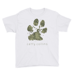 Boys Camo Dog T-Shirt